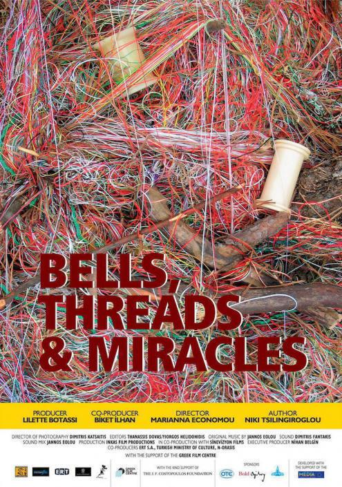 BELLS, THREADS & MIRACLES - Poster